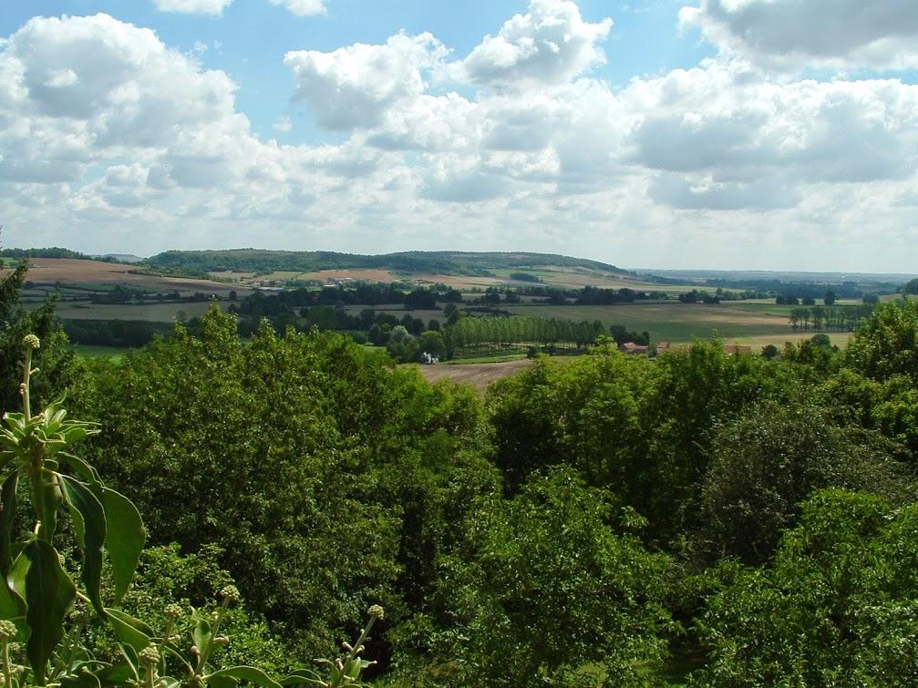 Pays et paysages de l'Yonne